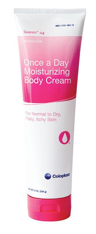 Coloplast Superior Moisturizing Skin Protectant Sween Cream 9oz