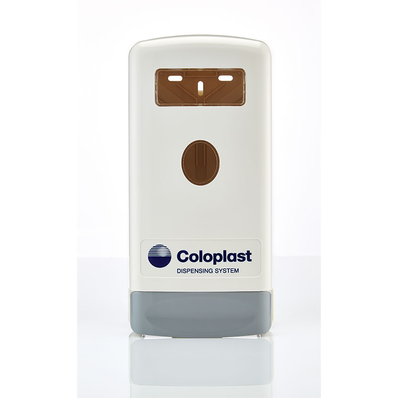 Coloplast Wall Dispenser For 27oz and 34oz refill bags 7251