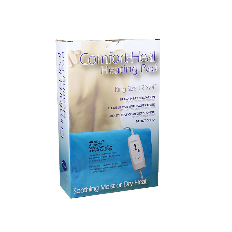 Comfort-Heat Heating Pad King Size 12 x 24