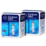 Bayer Contour Next Test Strips Box of 100
