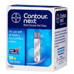 Bayer Contour Next Test Strips 50ct thumbnail