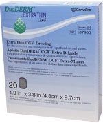 DuoDERM Extra Thin CGF Dressing 1.9