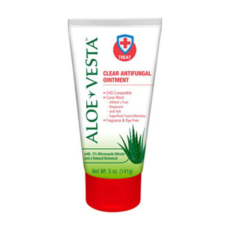 Convatec Aloe Vesta 2-in-1 Antifungal Ointment 5oz