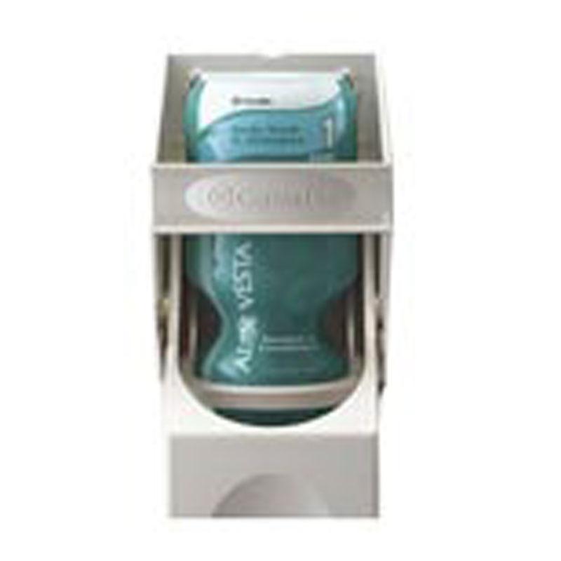 Convatec Aloe Vesta Body Wash and Shampoo, Wall Mount Dispenser, 1L