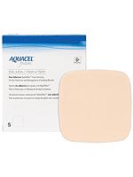 Convatec Aquacel Gelling Non-Adhesive Foam Dressing 6 inch x 6 inch 5/bx 420635