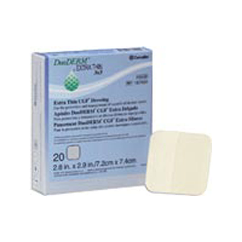 Convatec DuoDerm CGF Extra Thin Dressing 4 inch x 4 inch 10/bx