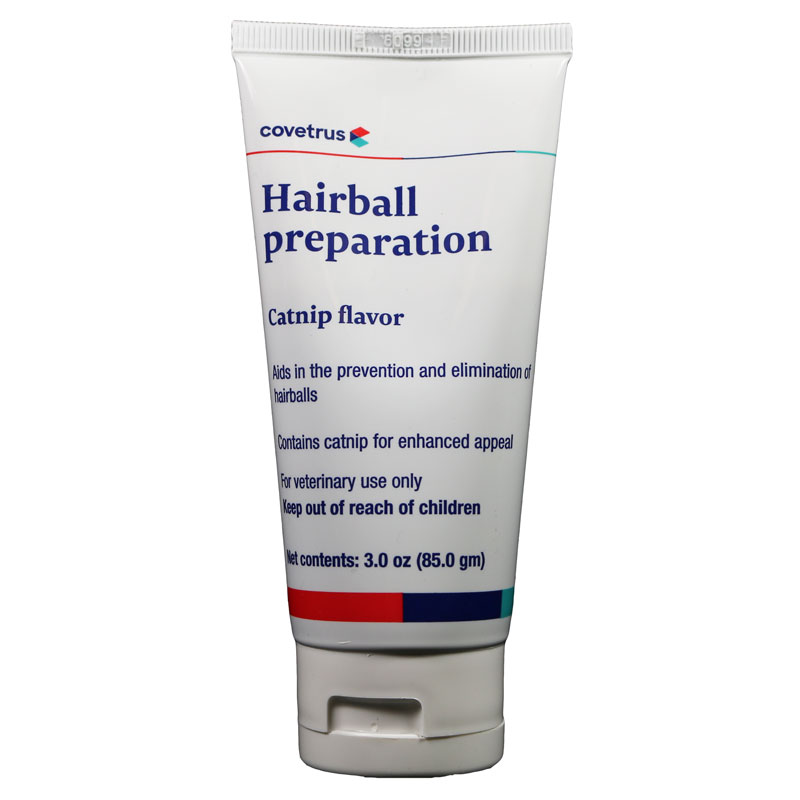 Covetrus Hairball Preparation 3oz Tube Pack of 6