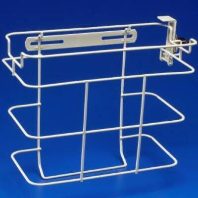 Sharps-A-Gator Locking Bracket for 2 & 3 Gallon Container - Case of 5
