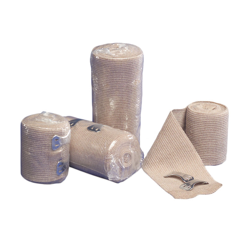 Kendall Curity Elastic Bandage With Removable Clip 3x4.25 YDS 144/bx