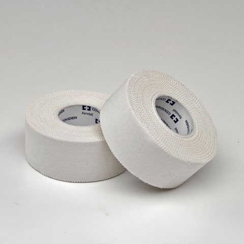 Covidien Curity Standard Porous Tape 1.5x10 YDS Each Case of 12