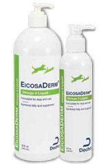 Dechra EicosaDerm Omega 3 Liquid 8oz