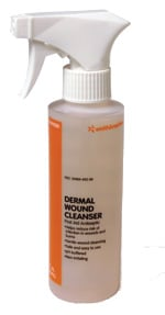 Smith and Nephew Dermal Wound Cleanser 8oz 59449200 3-Pack