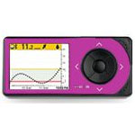 Dexcom G5 Mobile Continuous Glucose Monitor System Receiver Kit Pink