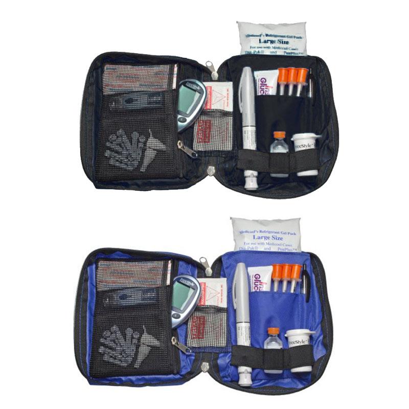 Dia-Pak Classic Diabetes Travel Cooler - Blue