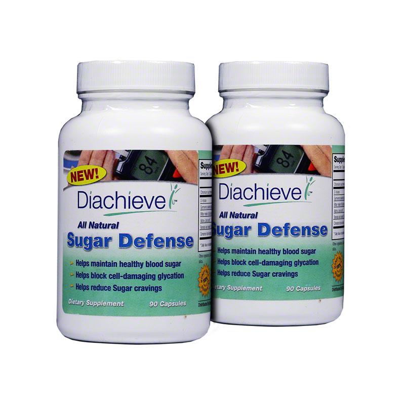 Diachieve Sugar Defense - Pack of 2