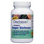 Diachieve All Natural Sugar Defense 90/btl Case of 3