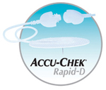 Accu-Chek Rapid-D Infusion Set 10mm 24 inch 4541154001