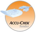 Accu-Chek Tender II Infusion Set (13mm, 43 inch) 4541456001
