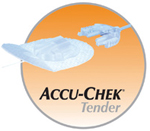 Accu-Chek Tender II Infusion Set (17mm, 43 inch) 4541499001