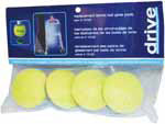 Drive Medical Replacement Tennis Ball Glide Pads - 10123