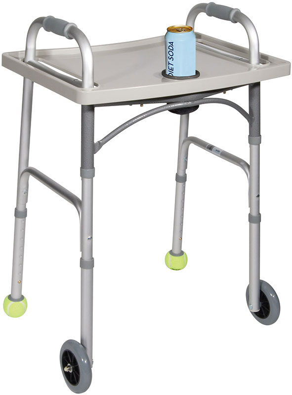 Drive Medical Deluxe Universal Walker Tray - 10124