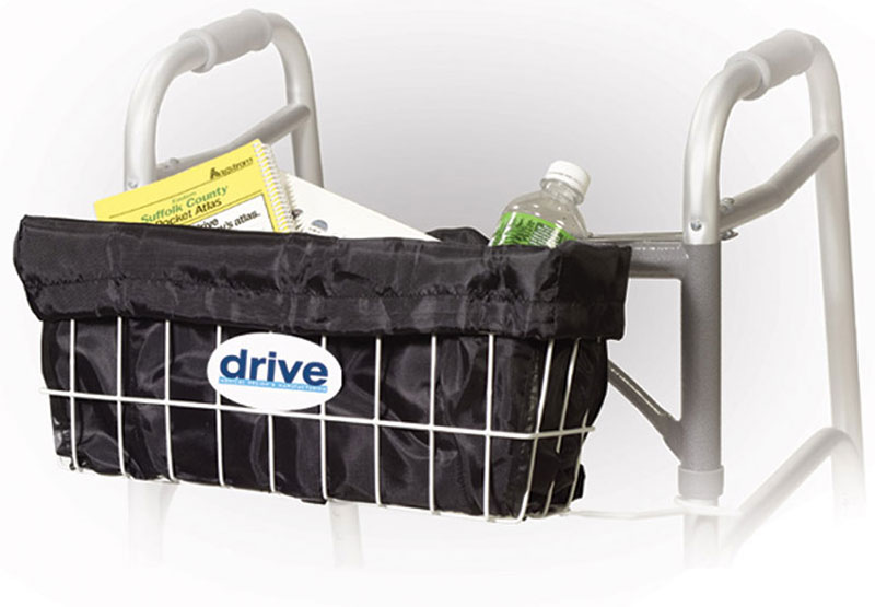 Drive Medical Walker Basket Carry Liner - 102591