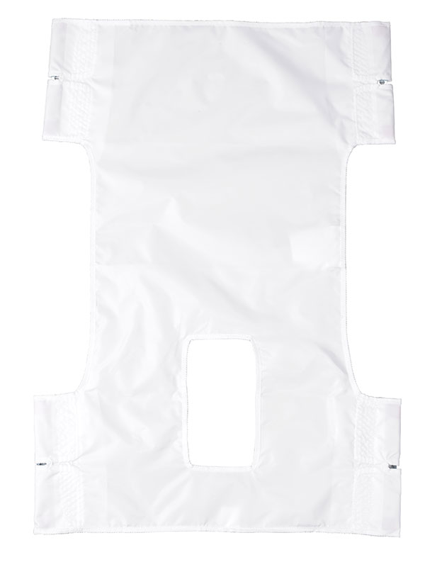 Drive Medical Nylon Patient Lift Sling with Commode Cutout