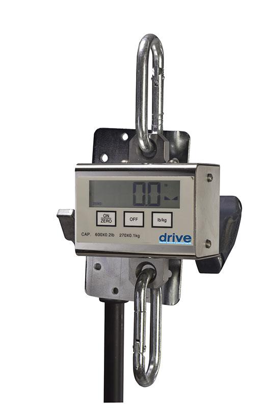 Drive Medical Digital Patient Lift Scale