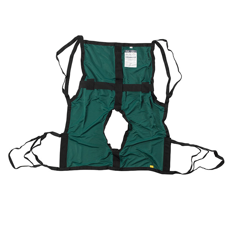 Drive Medical One Piece Commode Sling with Positioning Strap Medium