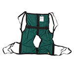 Drive Medical One Piece Commode Sling with Positioning Strap Small