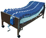 "Drive Medical 5"" Med Aire Low Air Loss Mattress Overlay System thumbnail"
