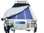 "Drive Medical Med Aire 8"" Low Air Loss Mattress System With Alarm thumbnail"