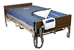 Drive Medical Med Aire Bariatric Heavy Duty w/Air Loss Mattress 14048 thumbnail