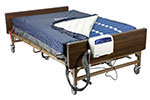 Drive Medical Med Aire Bariatric Heavy Duty w/Air Loss Mattress 14054