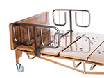 "Drive Medical Half Length ""T"" Style Bed Rails thumbnail"
