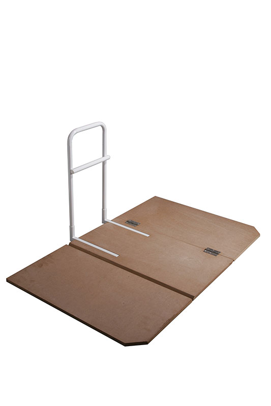 Drive Medical Home Bed Assist Rail and Bed Board Combo
