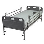 Drive Medical Competitor Semi-Electric Bed with Mattress thumbnail