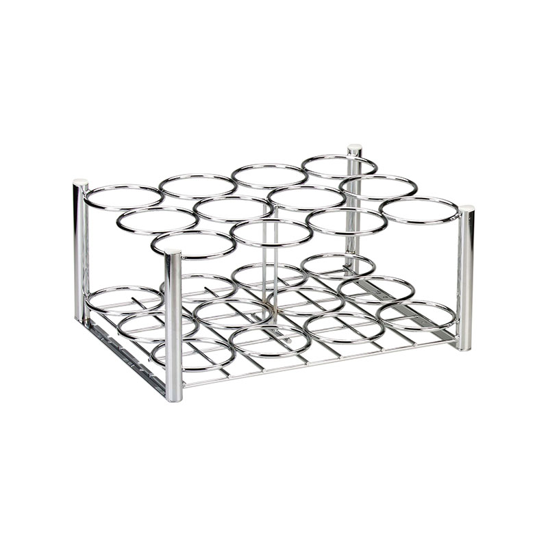 Drive Medical Steel D or E Oxygen 6 Cylinder Rack