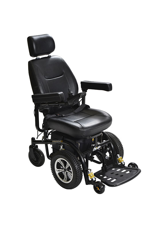 Drive Medical Trident Front Wheel Drive Power Chair 285018