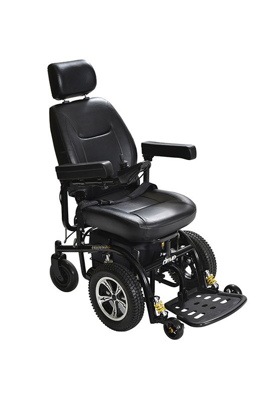 Drive Medical Trident Front Wheel Drive Power Chair 285020
