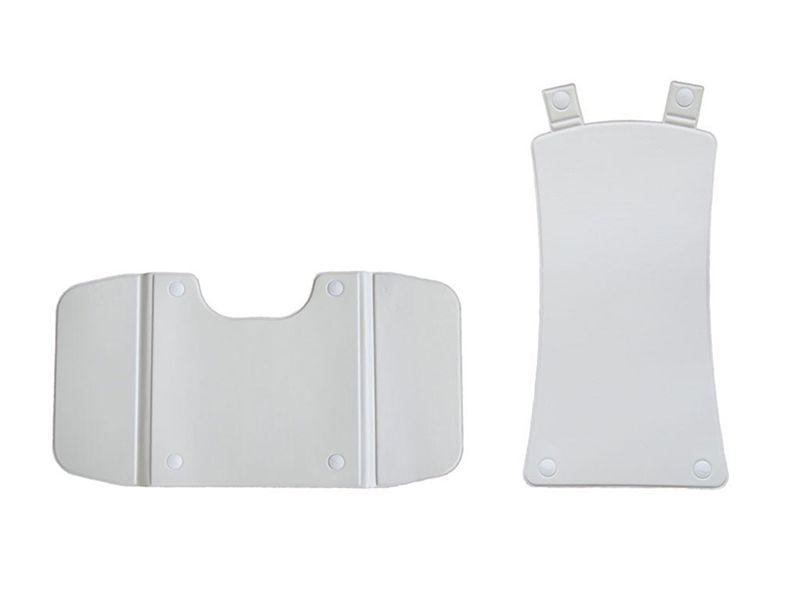 Drive Medical White Bellavita Comfort Cover