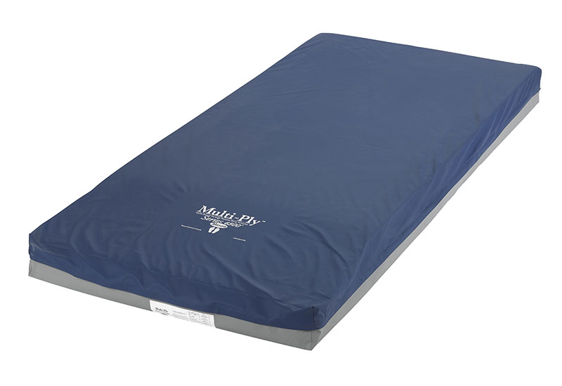 Drive Medical Multi-Ply 3-Layer Global Redistribution Mattress 80