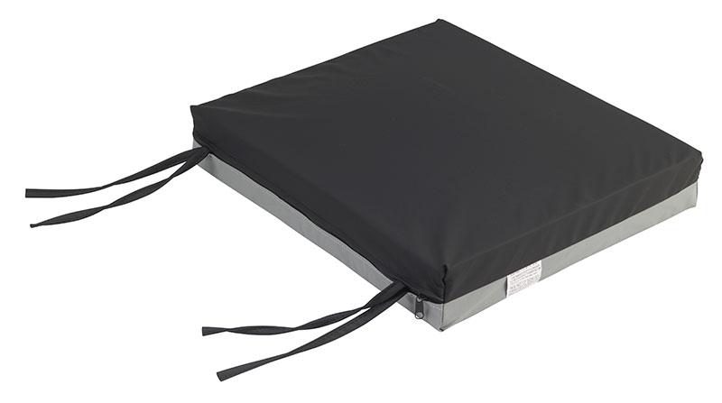 Drive Medical 3 inch Gel/Foam Gel-U-Seat Cushion 18 x 24