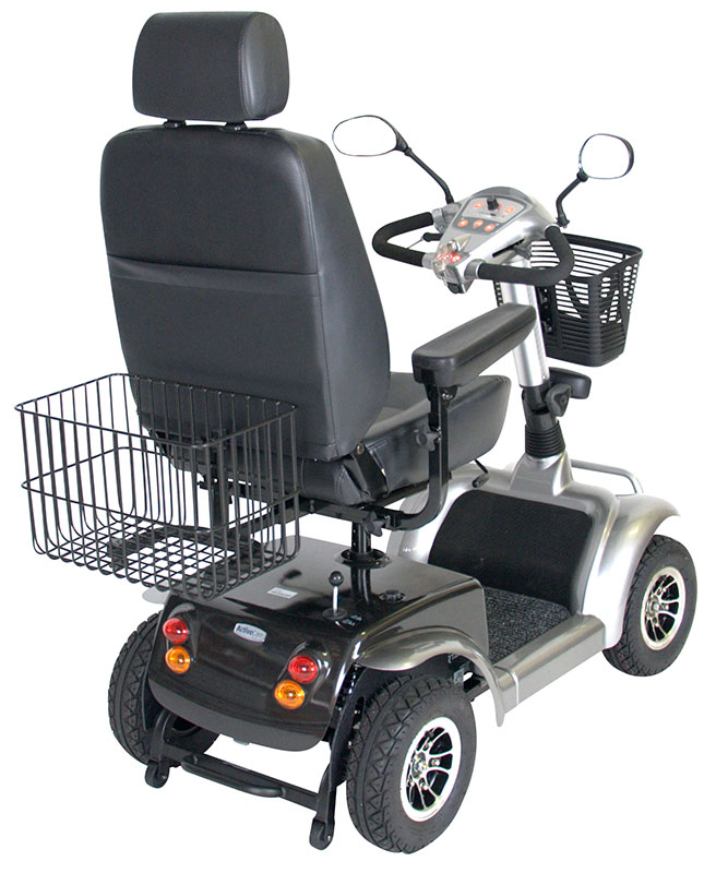 Drive Medical Power Mobility Rear Basket