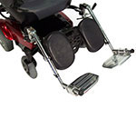Drive Medical Wheelchair Elevating Legrest Bracket w/Hemi Spacing thumbnail