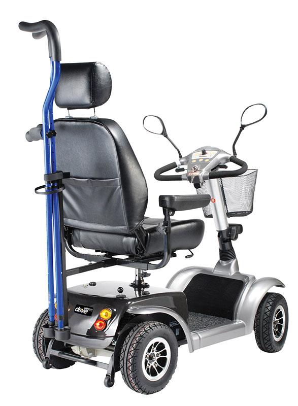 Drive Medical Power Mobility Crutch Cane Holder