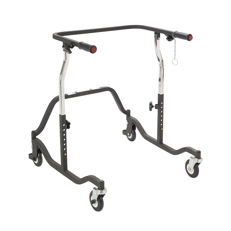 Drive Medical Adult Black Posterior Safety Roller
