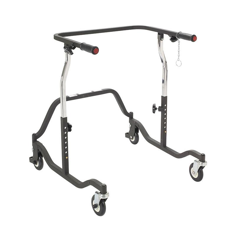 Drive Medical Adult Black Posterior Safety Roller