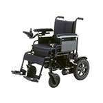 "Drive Medical Cirrus Plus 16"" Folding Power Wheelchair thumbnail"