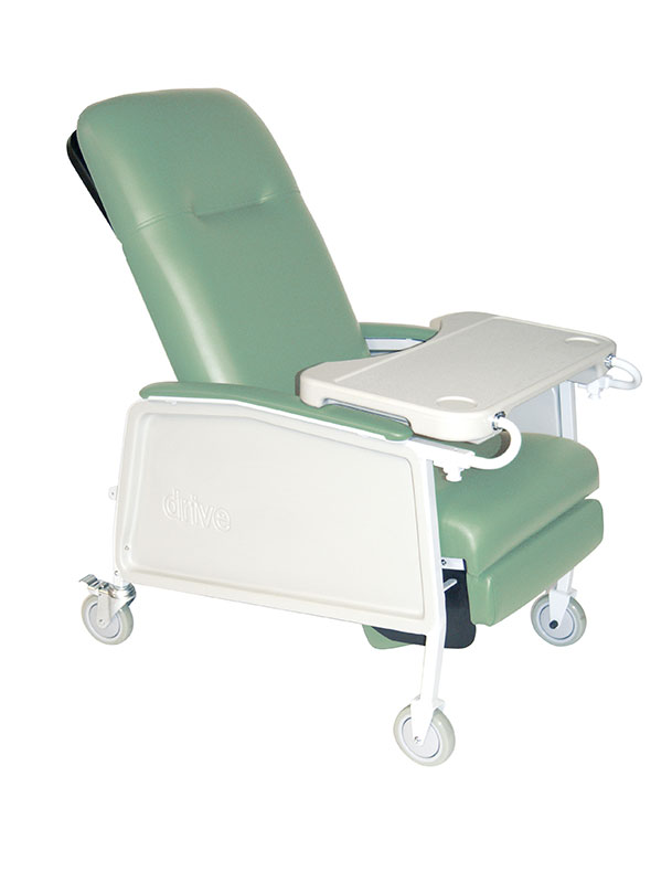 Drive Medical 3 Position Heavy Duty Bariatric Chair Recliner D574EWJ